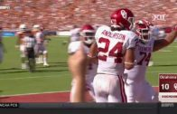 Oklahoma Sooners pull away with win over Texas in Red River Shootout