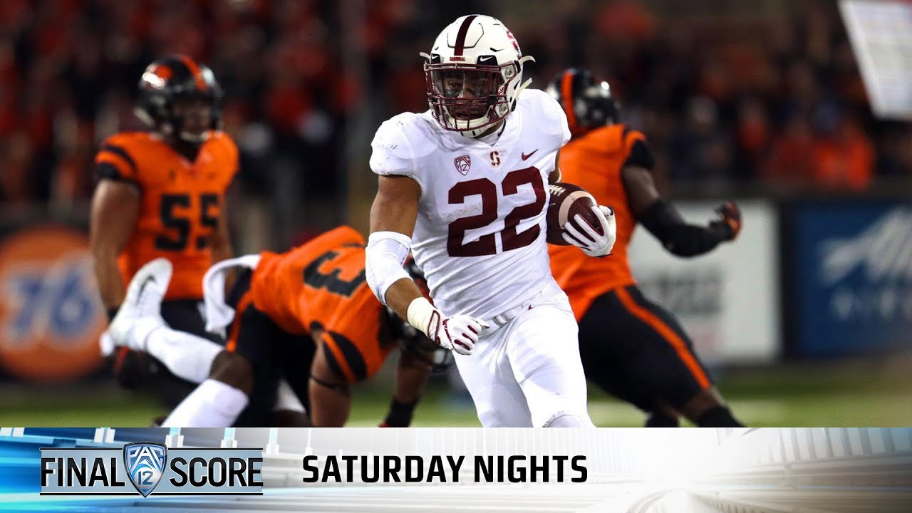 Stanford escapes Oregon State with last-minute touchdown drive