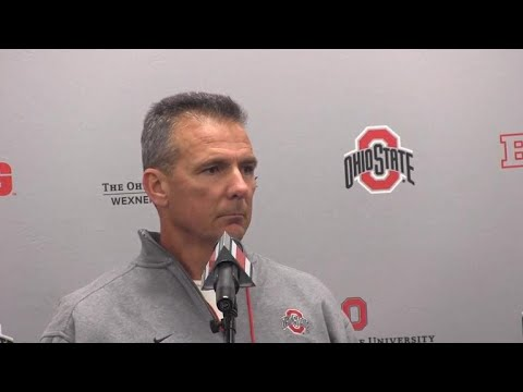 Urban Meyer answers if Penn State game is the biggest of J. T. Barrett's career