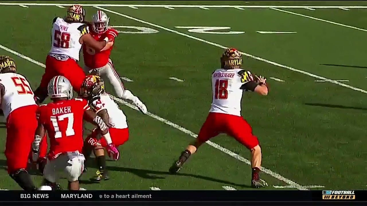 Urban Meyer gives thoughts on mistaken targeting call