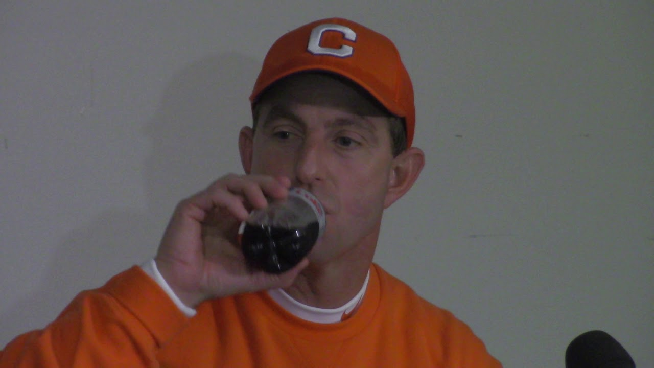 Dabo Swinney discusses Clemson's victory over South Carolina