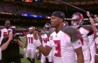 """Jameis Winston delivers """"hungry"""" hype speech before taking blowout loss"""