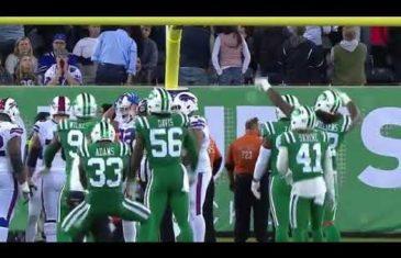 New York Jets' defense turns field into dance floor