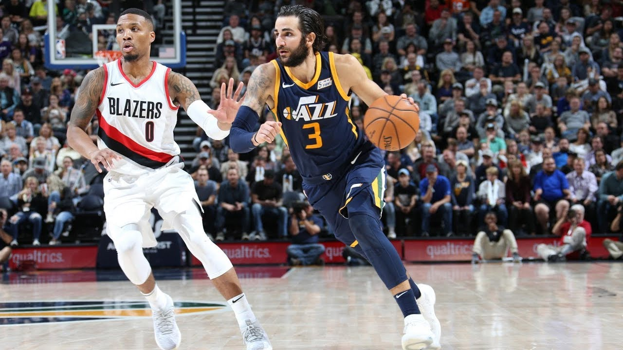 Ricky Rubio and Donovan Mitchell carry the Jazz to a dub in overtime