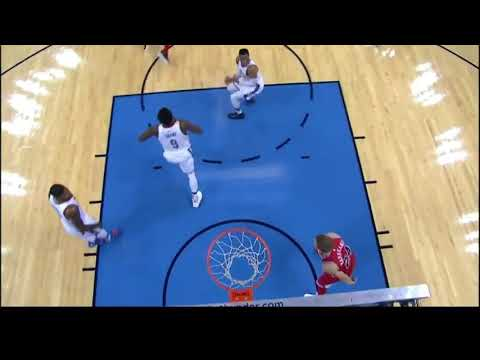 Russell Westbrook gets revenge after questionable call