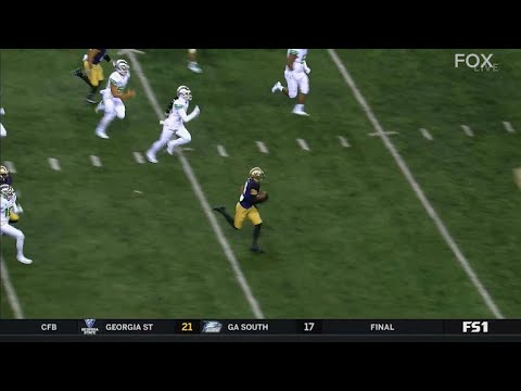Washington's Dante Pettis breaks NCAA record & becomes all-time punt return leader