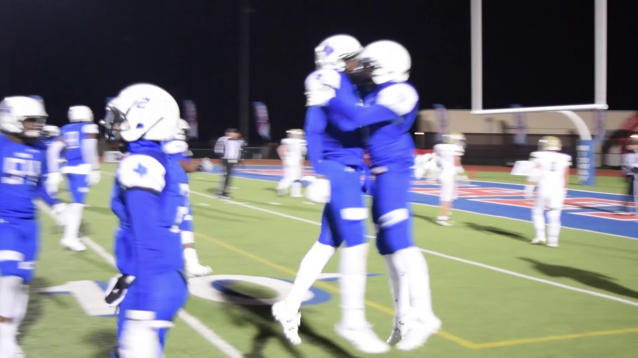 Shedeur Sanders puts up 5 Touchdowns in Texas State Championship