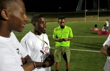 Jakeem Grant compares Floyd Mayweather's mindstate to NFL player mindstates