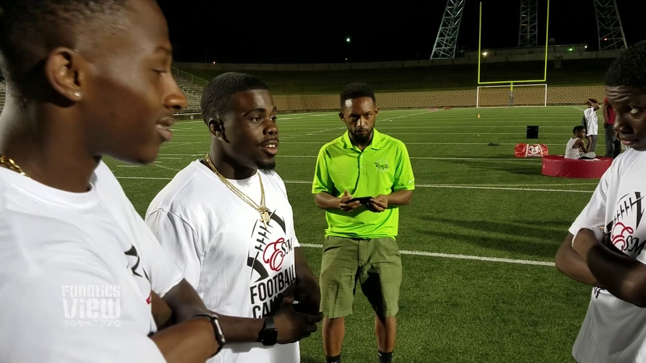 Jakeem Grant compares Floyd Mayweather's mindstate to NFL player mindstates