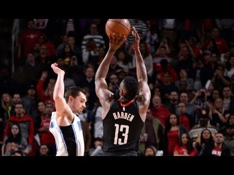 James Harden Records 1st 60 Point Triple Double