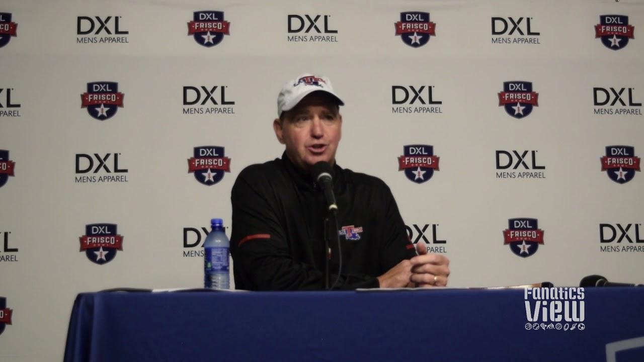 Louisiana Tech head coach Skip Holtz talks Bulldogs 2017 season (Full Frisco Bowl Press Conference)