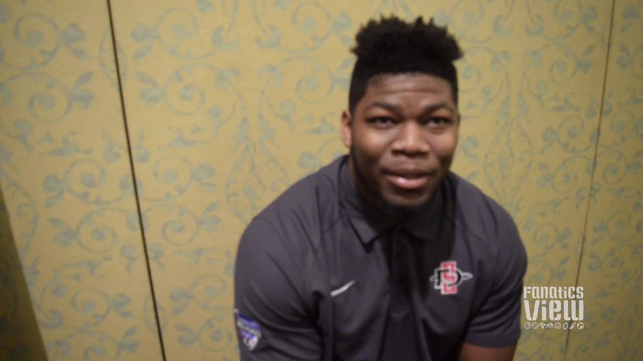Rashaad Penny on being an underrated running back, Marshall Faulk & CFB Playoff system