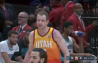 Donovan Mitchell destroys the rim as Jazz win eighth straight