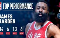 Houston Rockets score 22 three pointers in route of T-Wolves