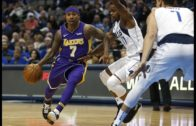 Isaiah Thomas scores 22 in his Lakers debut
