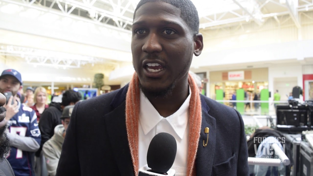 Xavier Rhodes talks about the hardest WR he's faced with a Minnesota Vikings fan