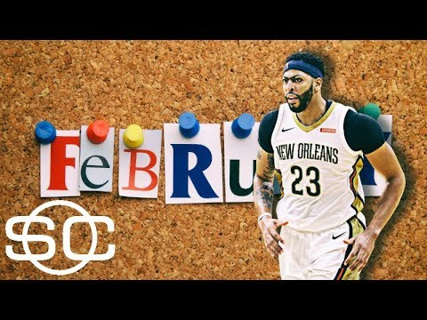 Anthony Davis made the month of February his own