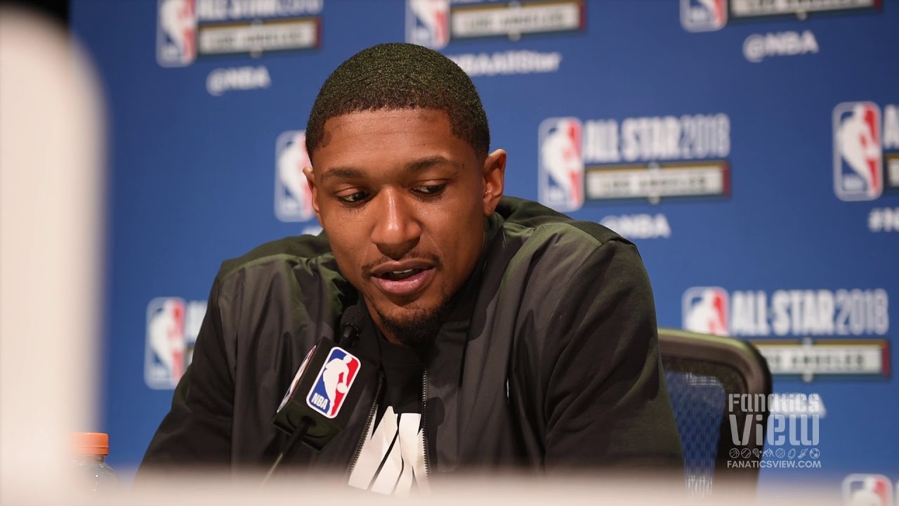 Bradley Beal says NBA Players have a bigger voice than other Athletes