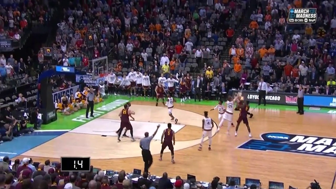 Loyola Chicago drains game-winning three to keep title hopes alive