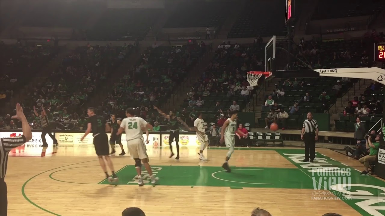 Marshall vs. North Texas College Basketball highlights & recap