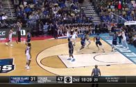 Marvin Bagley can't be contained as Duke dominates Rhode Island