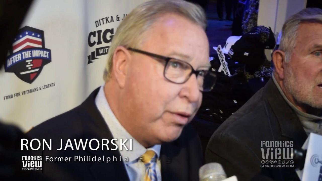 Ron Jaworski says Sam Bradford is the best QB option in Minnesota