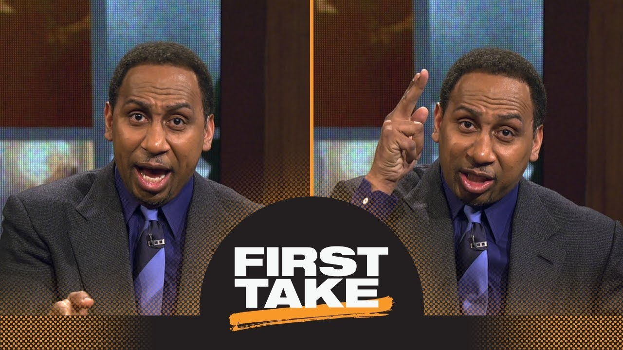 Stephen A. Smith goes off reacting to Canelo temporary suspension for drug test