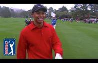 Tiger Woods' Top Ten shots on the PGA Tour