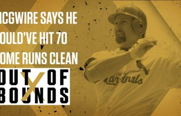 Complex discusses Mark McGwire and the MLB's steroids era