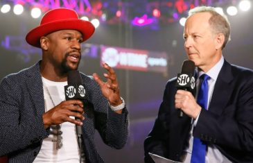 Floyd Mayweather says the only way he returns to fight is in 'The Octagon'