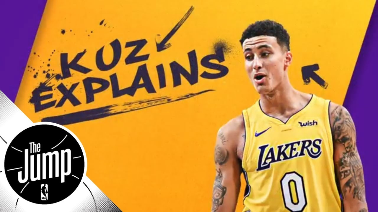 Kyle Kuzma gets real about roasting Lonzo and playing Fortnite