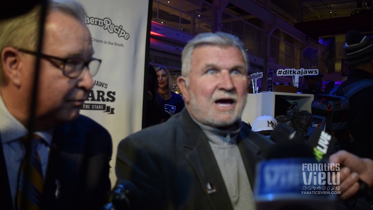 Mike Ditka & Ron Jaworski discuss the Raiders move to Las Vegas