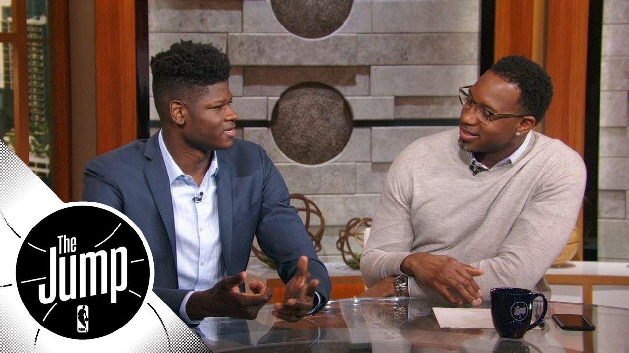 Mo Bamba talks NBA future with ESPN's The Jump