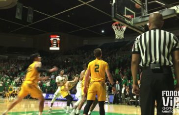 North Texas downs the Dons for their CBI championship title