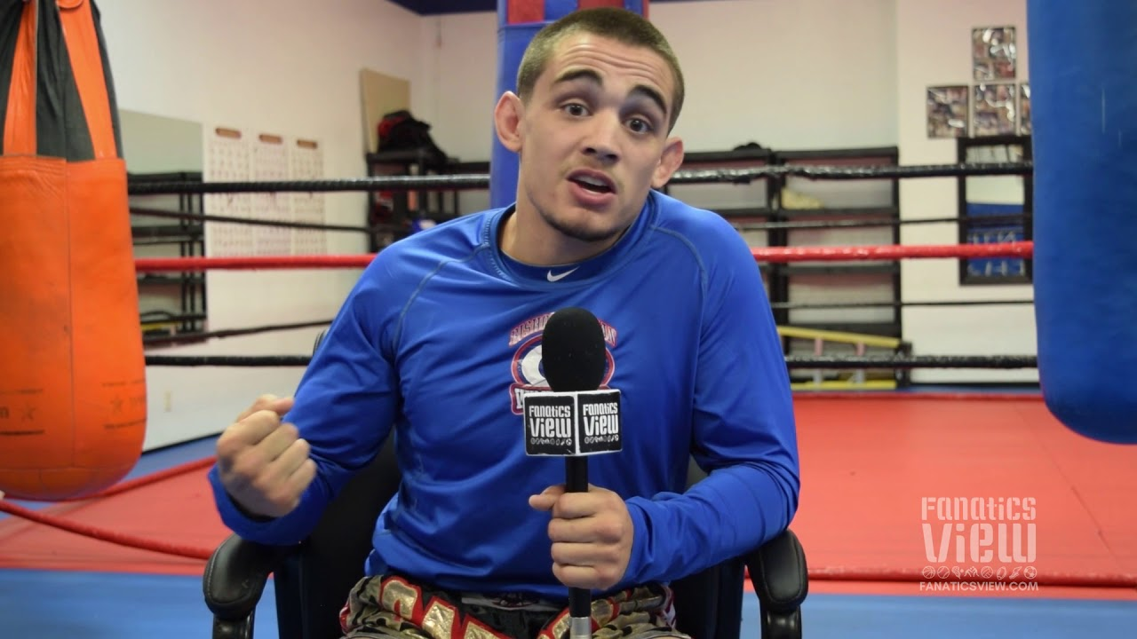 Ryan Benoit on Why Fighters Can't Think About Head Trauma & Getting Hurt in Fights