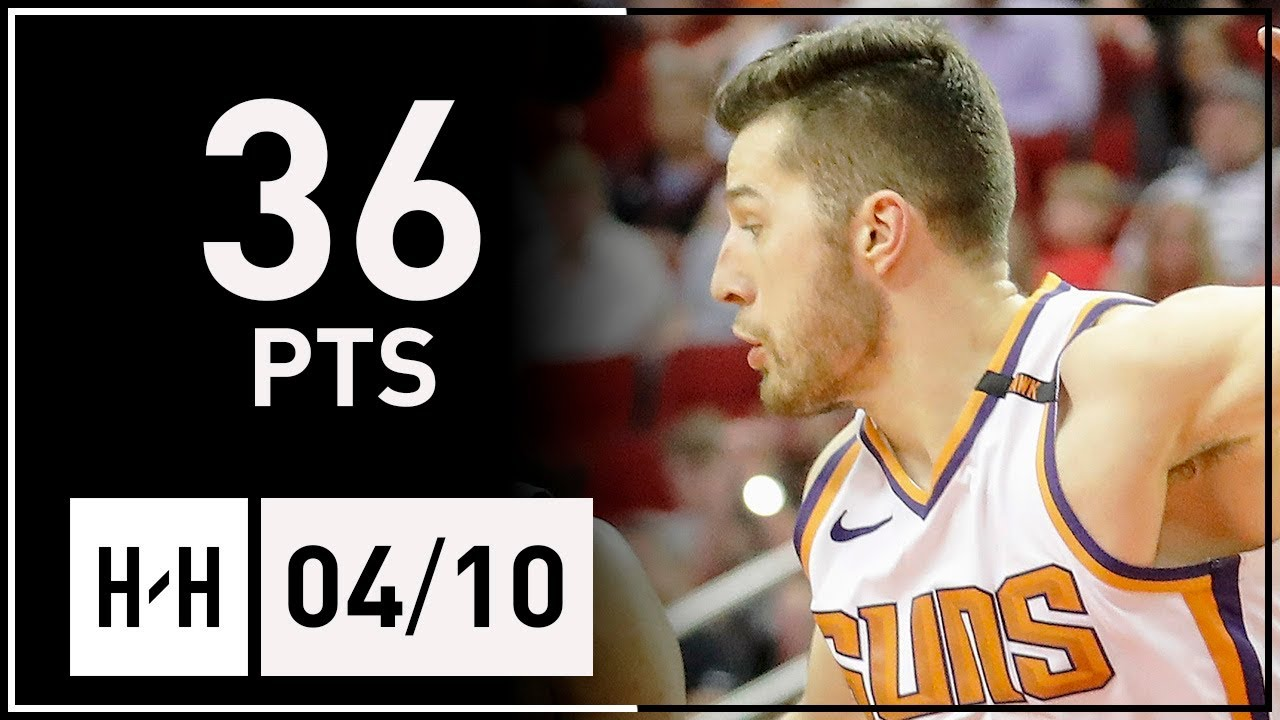 Suns forward Alec Peters drops 36 on the road against Mavs