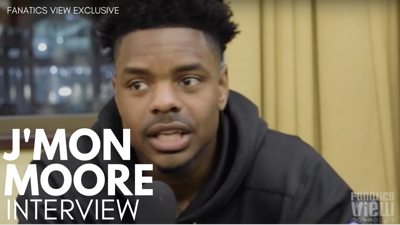 HILARIOUS Interview: J'Mon Moore talks Missouri, Growing Up in Houston, Chad Johnson & More
