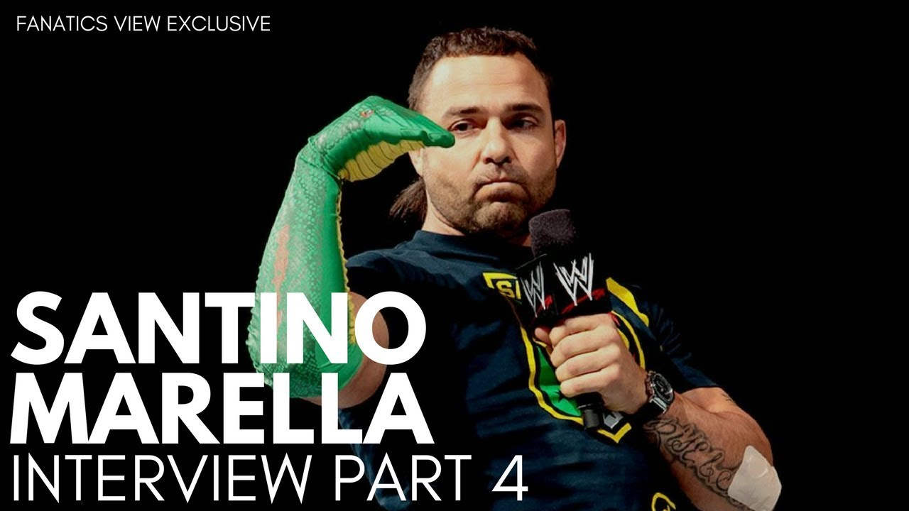 Santino Marella speaks on Vince McMahon & WWE since The Rock & Stone Cold left