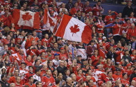 Canada defeats Russia in the 2015 IIHF World Junior Championship