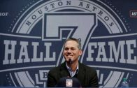Craig Biggio thankful to be elected to the Baseball Hall of Fame (Full Press Conference)