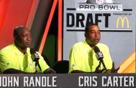 Cris Carter, Michael Irvin, Darren Woodson & John Randle discuss the 2015 NFL Pro Bowl