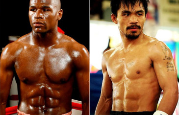 Floyd Mayweather & Manny Pacquiao fight close to finally happening?