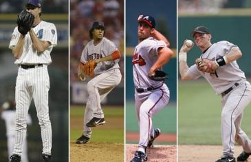 MLB Hall of Fame Debate (Pedro Martinez, Randy Johnson, John Smoltz & Craig Biggio named to the Hall)