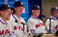 Pedro Martinez, John Smoltz, Randy Johnson, and Craig Biggio interview with Daily News Live