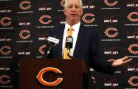 John Fox honored to be the head coach of the Chicago Bears