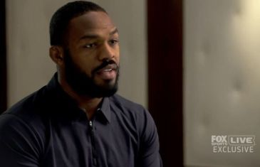 Jon Jones interview about his drug use and time in rehab