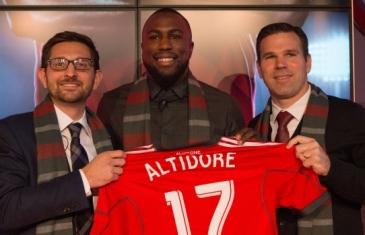 Toronto FC introduces Jozy Altidore (Press Conference)