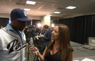 OF Justin Upton speaks on joining the San Diego Padres & more