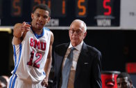 SMU's Larry Brown interview with ESPN's First Take