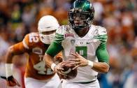 """Can Marcus Mariota be a """"franchise"""" Quarterback in the NFL?"""